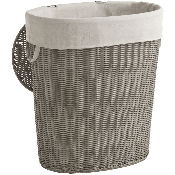 14 best laundry supplies laundry baskets images on for Pier one laundry hamper