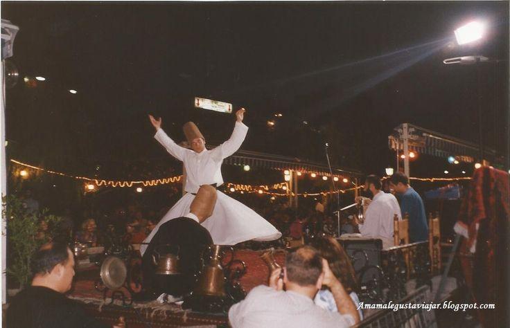Delviches danzantes en Estambul