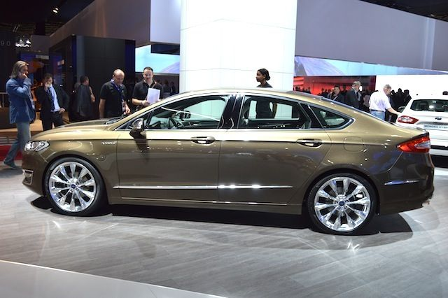 Ford Vignale side
