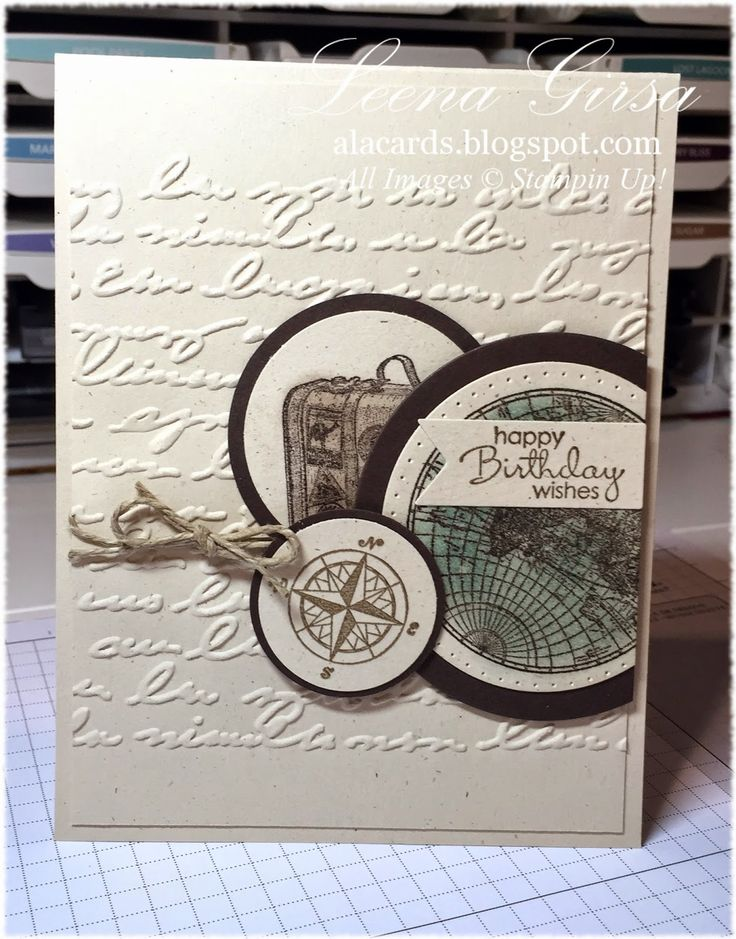 A La Cards: Traveller Birthday                              …