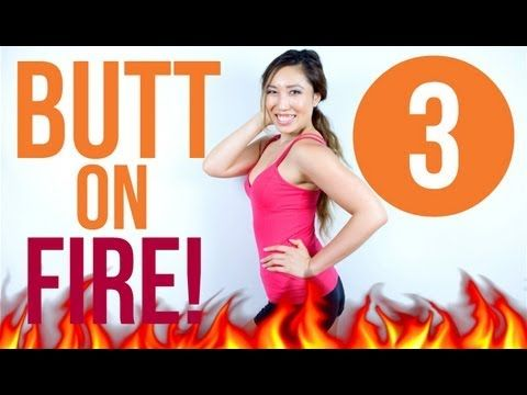 Butt on Fire | POP Pilates - YouTube go ahead and just subscribe yo her channel. This little firecracker wiol kick your booty!