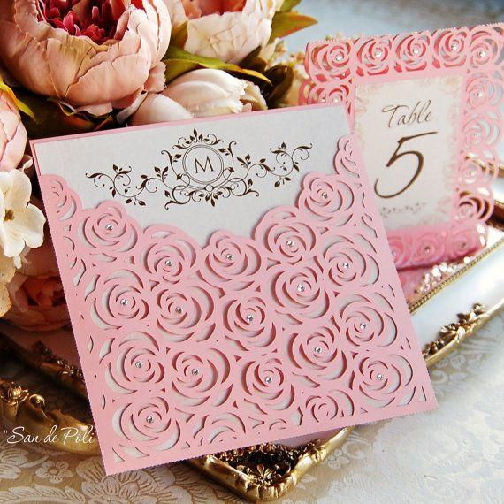 Archivo de corte de Lase bodas lujo sobre por EasyCutPrintPD