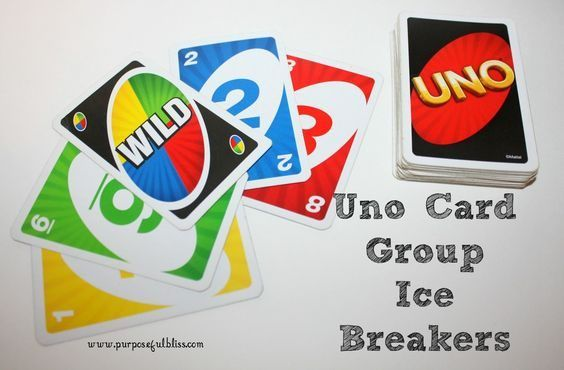 Using UNO Cards for a group therapy ice breaker is a simple trick. UNO Cards can help with emotional awareness or simple getting to know you activities.