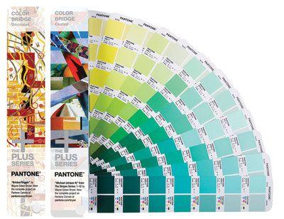 PANTONE® Color Bridge Coated & Uncoated Set 225 euros + TVA