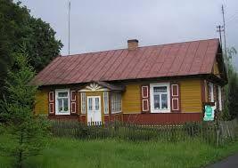 stary drewniany dom - Google Search