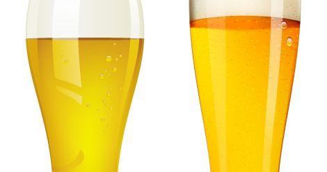 Imágenes tipo vector del mundo de la cerveza, en el formato vectorial AI para Illustrator. Descarga gratis.