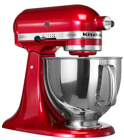 kitchenaid küchenmaschine food processor 3 1l empire rot