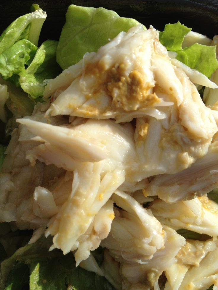 Phillips lump crab appetizer