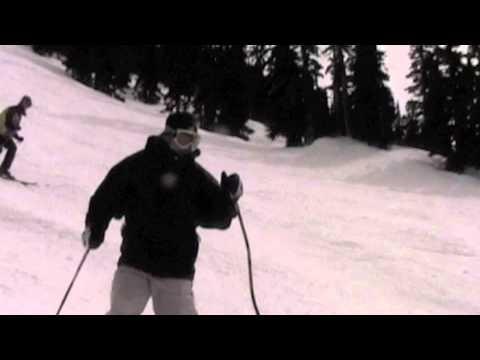 Eric Rousseau (Canadian Ski Instructors Alliance Examiner) - YouTube
