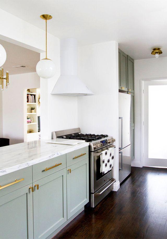 43 best white appliances images on pinterest kitchen - Kitchen design ideas with white appliances ...