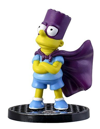 The Simpsons Bart with Cape Mini PVC Figur by Toy Zany @ niftywarehouse.com #NiftyWarehouse #TV #Shows #TheSimpsons #Simpsons