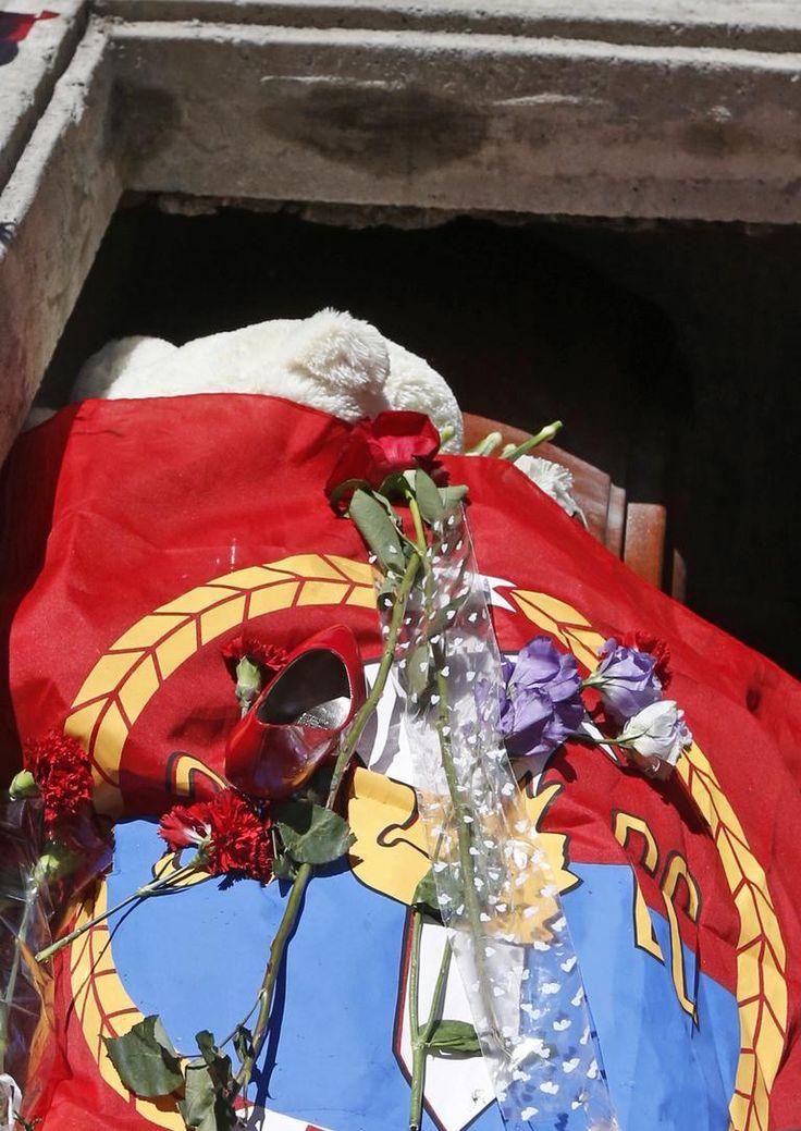 Funeral Pedro Lemebel