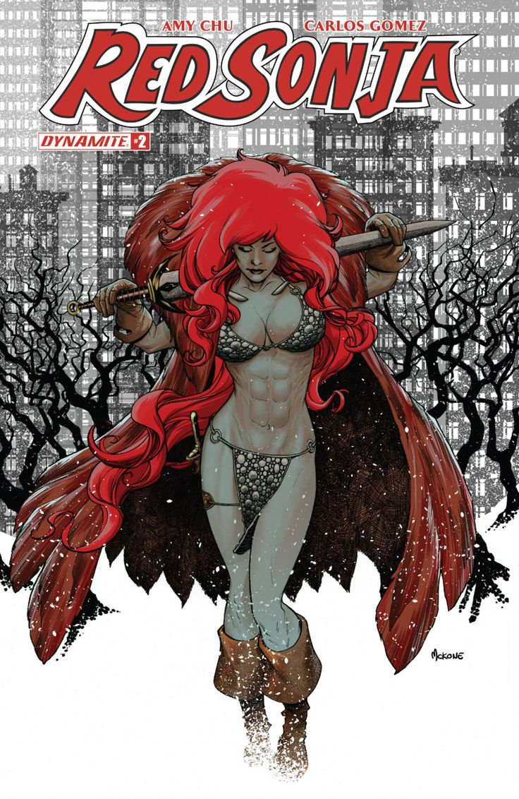 Red Sonja #2 (Issue)