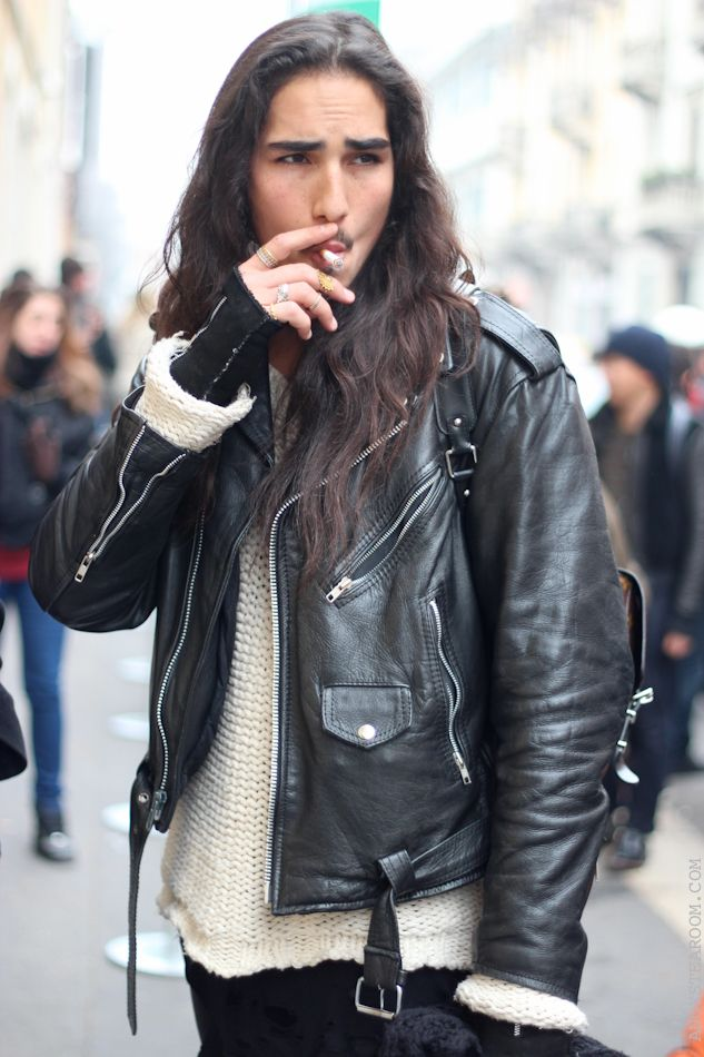 ☆ Rock 'n' Roll Style ☆   Willy Cartier
