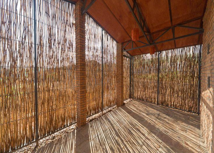 Sharon Davis' housing for Rwandan healthcare workers