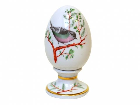 26 best easter gifts images on pinterest easter gift porcelain easter egg on stand chiffchaff bird lomonosov porcelain negle Image collections