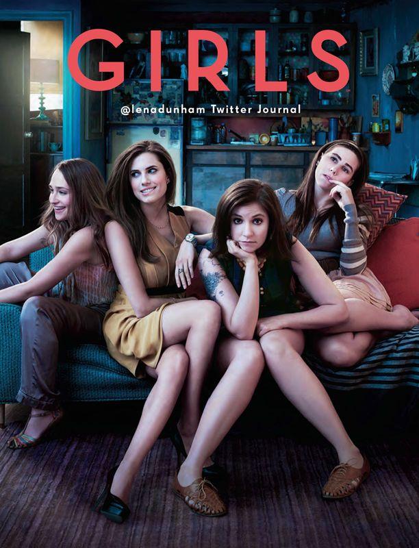 Girls: Lena Dunham's Twitter Journal - Lena Dunham & HBO