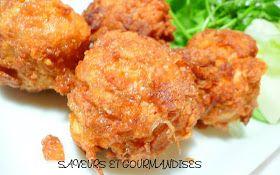 Je vous propose aujourd'hui des boulettes de poisson croustillantes. L'originalité est dans la panure à base de cornflakes qui leur donne b...