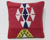 aztec pillow cover 18x18 moroccan style floor cushions bohemian cushion cover kilim pillow cover handmade pillow bohemian pillow cover 23815