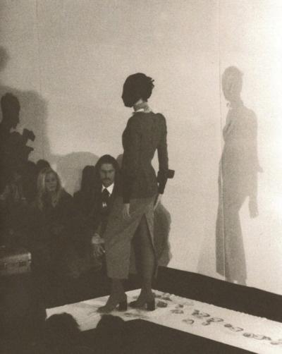 Maison Martin Margiela - S/S 1989 Women's show - Photo Raf Coolen