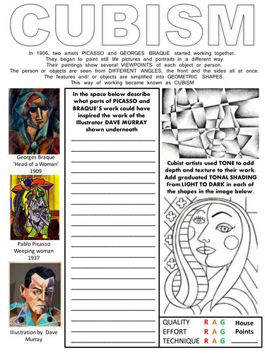 Printables Art History Worksheets 1000 images about art docs handouts and printables on pinterest great for pupils as part of a project or single lesson could be used homeworkstarterextension task assessment box could