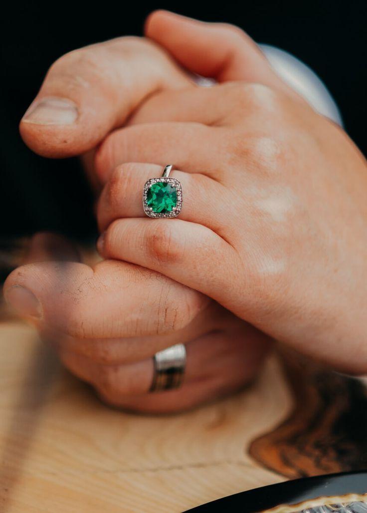 Emerald Orchard Anniversary Session Jasper On Art Deco Wedding Rings Art Deco Engagement Ring Emerald Engagement Ring