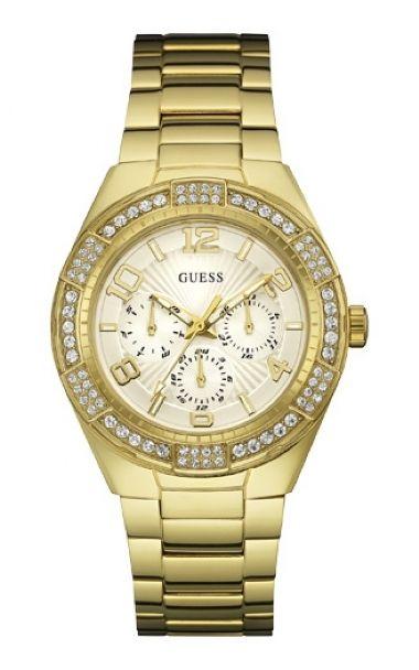 92606LPGSDA1 Relógio Feminino Dourado Guess | Guest Club