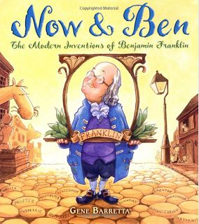 """Now & Ben"" to teach compare and contrast!"