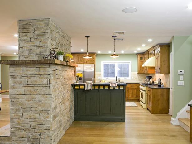 Kitchen Cousins: Organized and inviting kitchen.