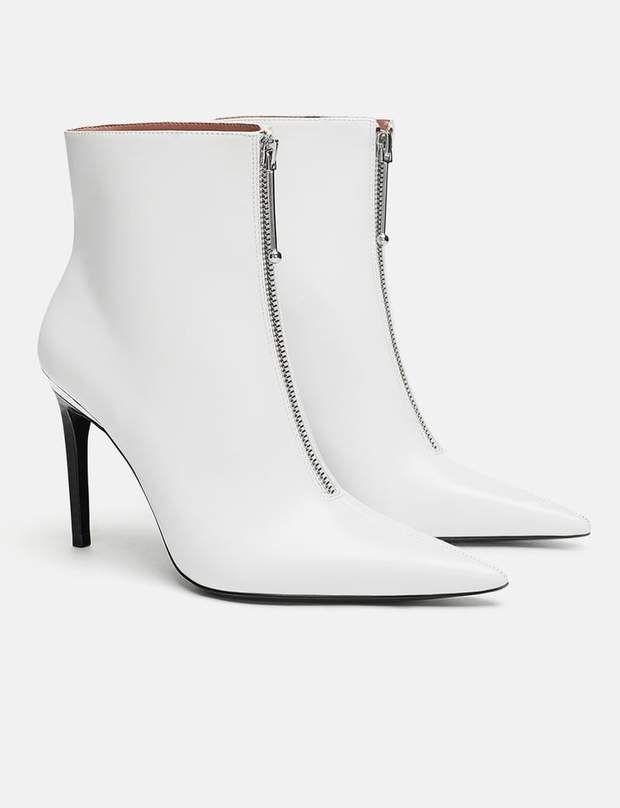 blancheles la en Bottine chaussures tendance de saison dBxeWorC