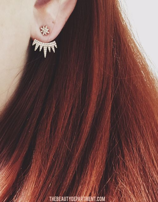 We are obsessed with ear jackets! See our 15 favorites on thebeautydepartment.com! so cool
