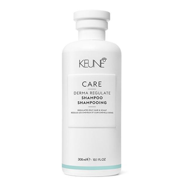 This deep-cleansing shampoo tackles oily hair at the root