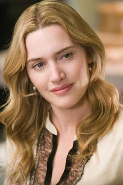 """Kate Winslet's hair from """"The Holiday"""" Thinking this is what I am trying to achieve. Anyone know if this could be a body perm?"""