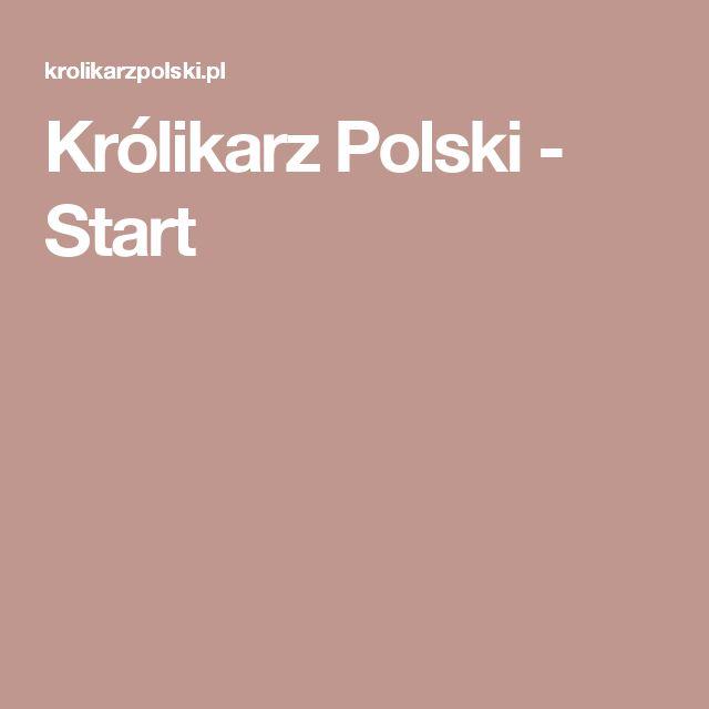 Królikarz Polski - Start
