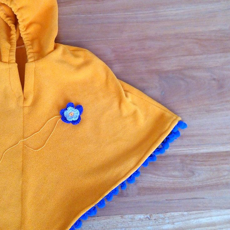 www.lifewithlife.nl poncho voor peuter