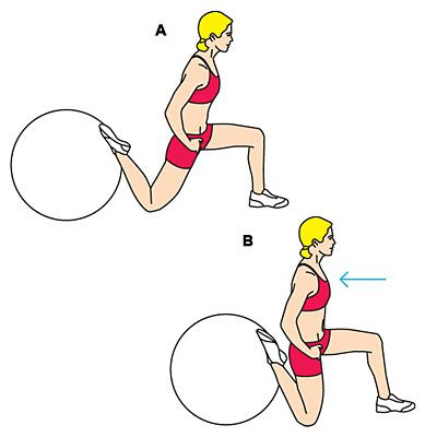 This will be a great year to FINALLY get a stability ball. They come in so handy!