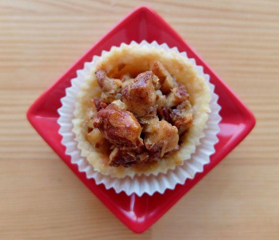 Tiny Pecan tarts タイニー ピーカン タルト