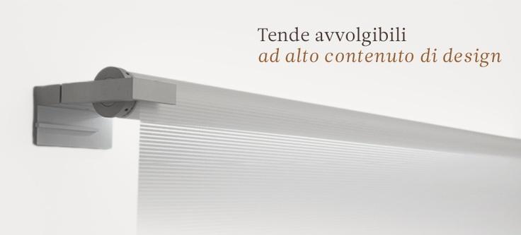mycore® | tende a rullo per interni ad alto contenuto di design