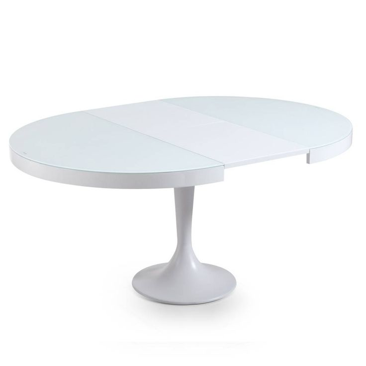 Table ronde extensible sur Pinterest  Video gag bebe, Table