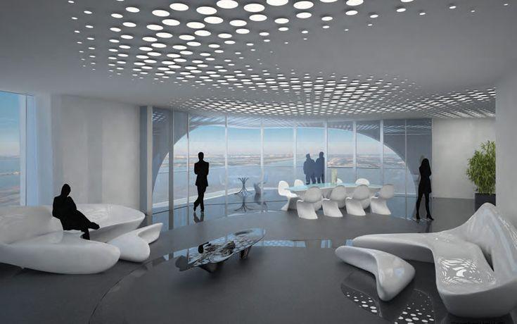 Zaha Hadid S One Thousand Museum In Miami Zaha Hadid Design Zaha Hadid Interior Zaha Hadid Architects