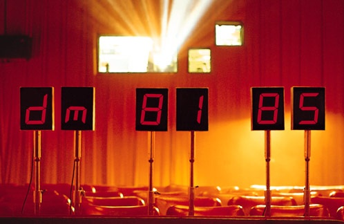 Depeche Mode 'The Singles 81-85'