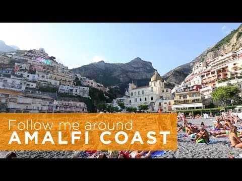 Italy's Amalfi Coast - YouTube