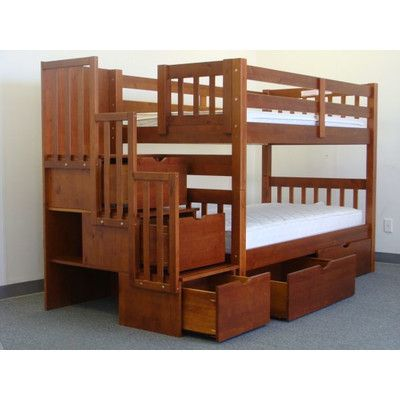 http://www.wayfair.com/Bedz-King-Twin-Over-Twin-Bunk-Bed-with-Drawer-BK906-GQWC1028.html