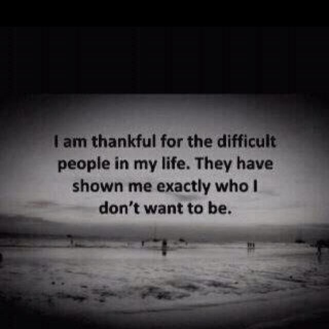 Be thankful in all things.