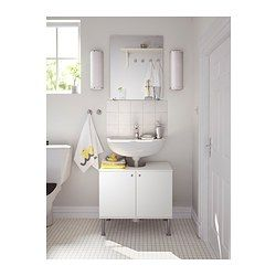 FULLEN Sink base cabinet with 2 doors - IKEA. There is hope for my (. Ikea  CabinetsBathroom CabinetsBathroom StorageBathroom ...