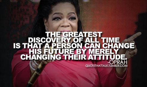 17 Oprah Winfrey Quotes about Success, Self Esteem and Self Love #business #success #quotes #motivation #inspiraiton everydaypowerblog.com