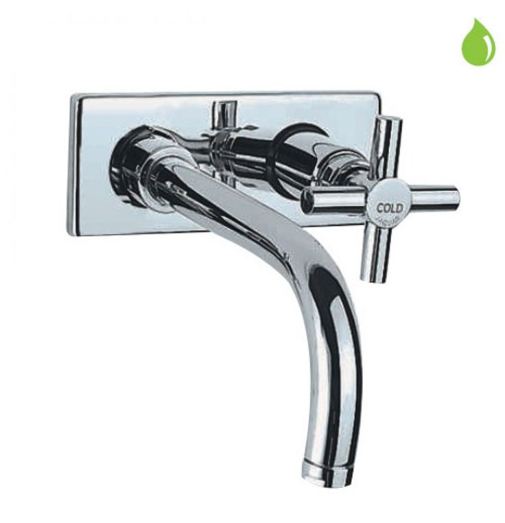 Jaquar Solo Single Concealed Stop Cock With Basin Spout For Wall Mounting (Composite One Piece Body)