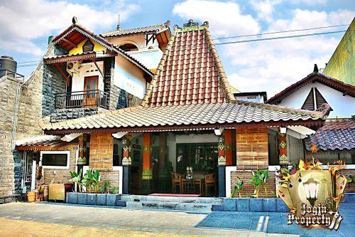 RUMAH+JOGLO+2+LANTAI+(FULL+FURNISHED)+2+MUKA+DEKAT+BANDARA+Maguwoharjo,+Maguwoharjo+Depok+»+Sleman+»+Yogyakarta