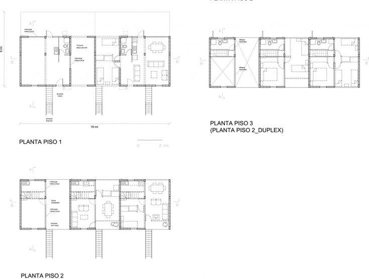 12 - Row House - Quinta Monroy 1/2 built House by Elemental.