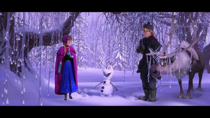 Frozen Officiële Trailer | Disney | Full HD 1080p | NL gesproken - Dutch - Just because we love Disney.